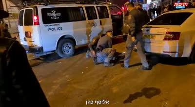 ליל פורים תחת סגר בירושלים: זיקוקים והפרות סדר אלימות – 7 חשודים נעצרו | תיעוד