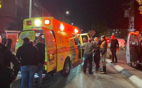 גבר בן 35 נפצע קשה מירי בדימונה – המשטרה פתחה בחקירה