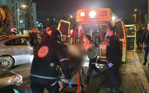 גבר בן 28 נפצע קשה באירוע ירי בלוד – המשטרה פתחה בחקירה