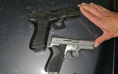 ערבי משועפט נעצר לאחר שבמהלך פעילות סמויה נרכשו ממנו מספראקדחים