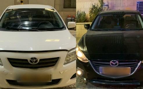 המאבק בגניבות הרכב: נעצרו 3 חברים בחוליית גנבי רכבים שפעלה במודיעין