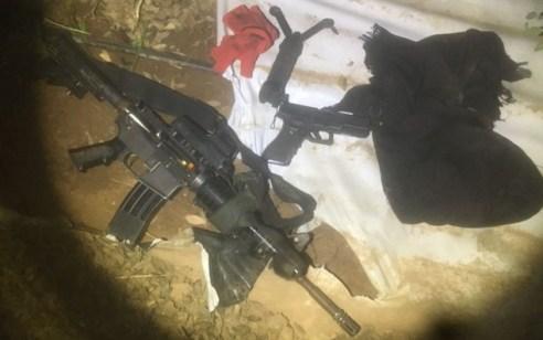 חייל שהיה בניווט לילי ליד שפרעם הותקף ונשקו נחטף – שני חשודים נמלטו