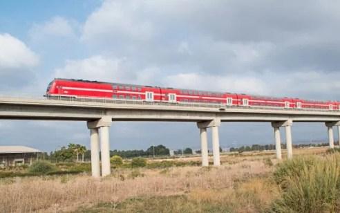 מיום שישי הבא: הרכבת חוזרת לפעול גם בסופי השבוע