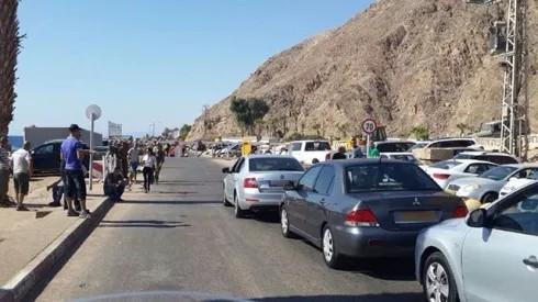 הממשלה תגבש בתוך שבוע מתווה ליציאת וכניסת ישראלים לסיני דרך מעבר טאבה
