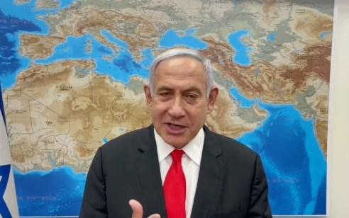 """נתניהו לבנט וגדעון סער: """"בואו נקים ממשלה ימנית שמדינת ישראל זקוקה לה"""""""