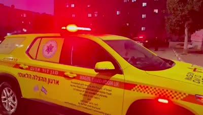 חשד לרצח באשקלון: בן 25 נורה למוות, צעיר נוסף נפצע קשה