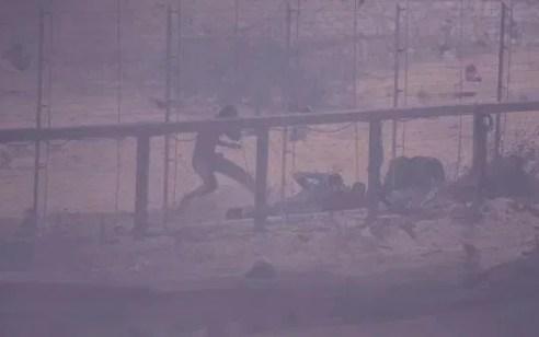 כוחותינו עצרו ארבעה ערבים שחדרו מעזה לעבר ישראל