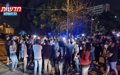 שוב עימותים בשֵׁייח' גָ'רַאח: מתפרעים השמיעו קריאות בעד חמאס וג'יהאד – 11 מתפרעים נעצרו