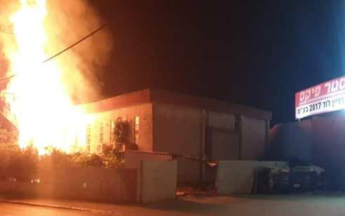 """השר אוחנה: ״אנו מכריזים הלילה על מצב חירום אזרחי מיוחד בלוד"""""""