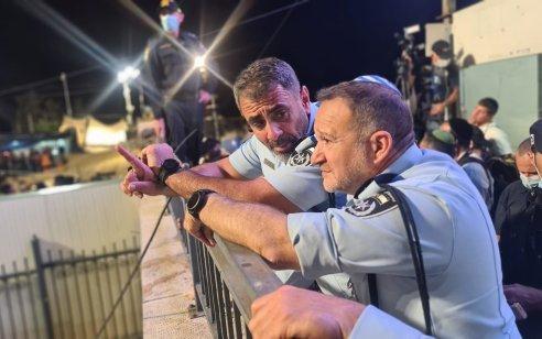 """מפכ""""ל המשטרה רב ניצב יעקב שבתאי: """"לא אשקוט עד שיתבררו כל הנסיבות אשר הובילו לאסון זה"""""""