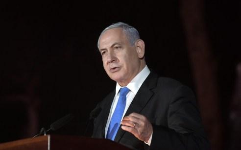 """נתניהו על ירי הרקטות: """"ישראל תגיב בעוצמה רבה, הירי לירושלים – חציית קו אדום"""""""