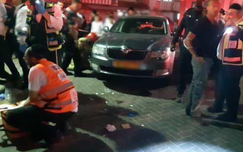 גבר כבן 25 נפצע קשה מפגיעת רכב במהלך קטטה באשדוד