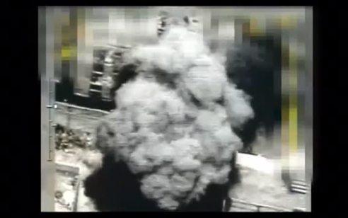 תיעוד: ראש היחידה הרקטית של הג'יהאד האיסלאמי חוסלברצועה