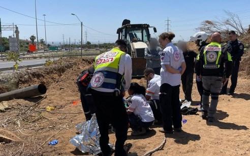 פועל כבן 40 נהרג לאחר ששאף חומרים רעילים במהלך עבודתו ברמת השרון