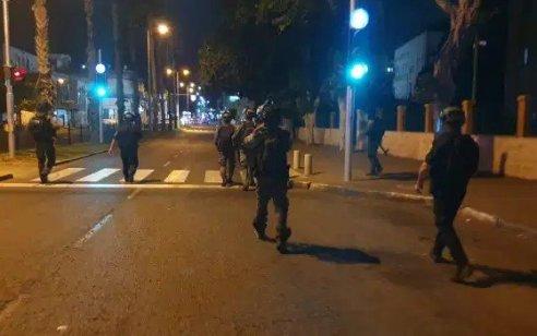 """הותר לפרסום: המשטרה והשב""""כ עצרו 6 תושבי יפו שביצעו לינץ' בחייל"""