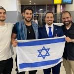 שלושת אזרחי ישראל שנעצרו בניגריה – שוחררו בסיוע השגרירות והגיעו הבוקר לארץ