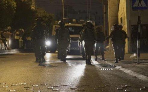 במבצע של חטמ״ר בנימין: נעצרו למעלה מ-30 פעילי טרור של חמאס