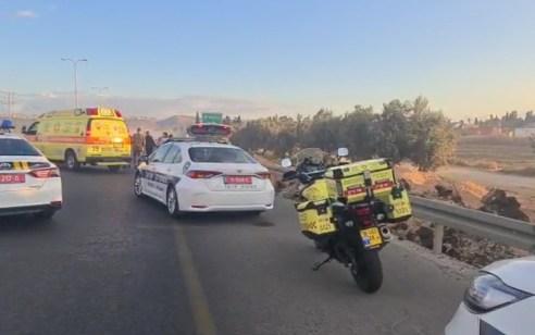 אירוע חריג בעמק יזרעאל: יוגב כהן בן 28 נהרג לאחר שנפל מכדור פורח ופגע ברכב