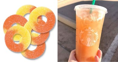Starbucks Orange