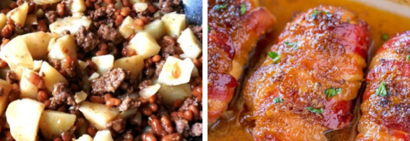 Four Ingredient Meals