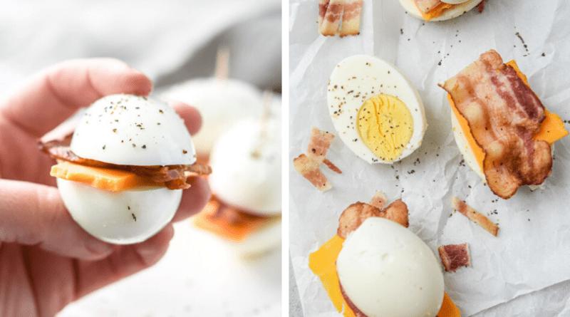 bacon eggers