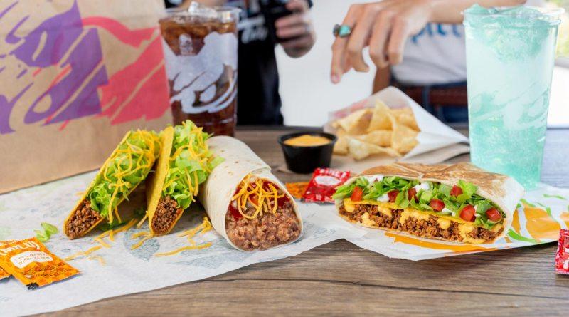 Taco Bell Menu Change