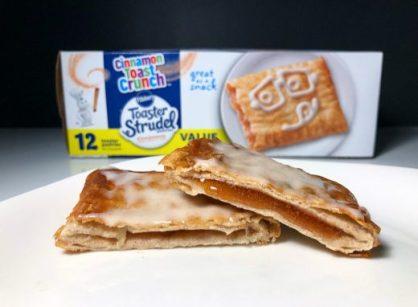 Cinnamon Toast Crunch Toaster