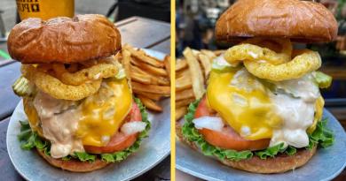 Burger Funyons