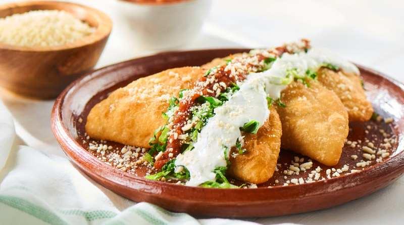 deep fried quesadillas