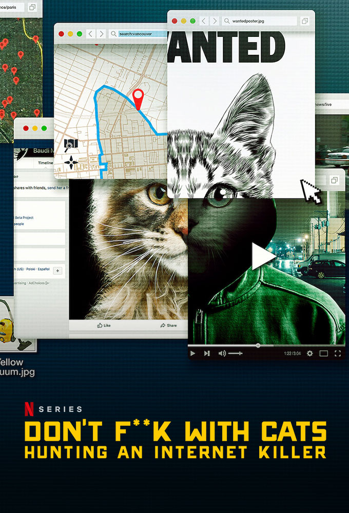 Netflix don't f**k with cats