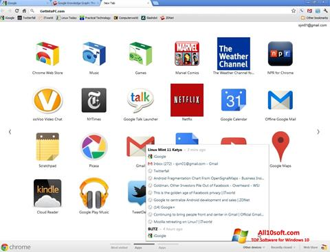 Download Google Chrome Offline Installer for Windows 10 (32/64 bit) in English