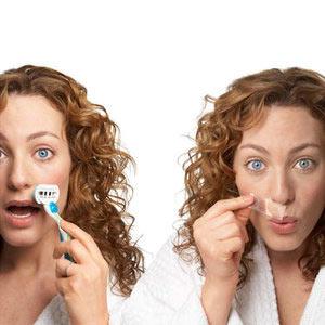 В борьбе за женственность домашние и салонные процедуры против усиков над девичьей губой