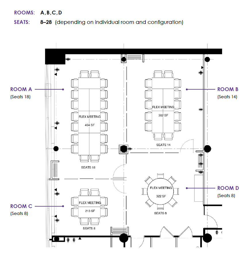 How to Rent the Alliance's Studio, Meeting Rooms, and