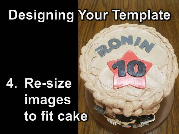 Chirrut Imwe Birthday Cake Topper - All4Fun Cakes