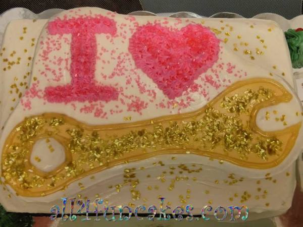 The fun cake that started it all by All4Fun Cakes