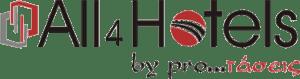 All4Hotels logo
