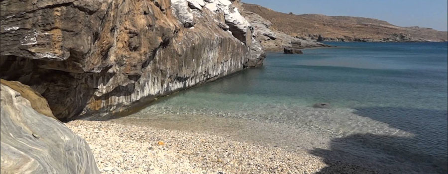 Άνδρος: Παραλίες