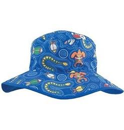 klobuk moder - živalce