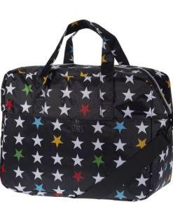 materinska-torba-z-zvezdicami-crna