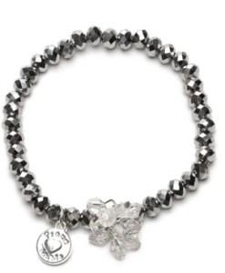Zapestnica charm [silver] BEADS