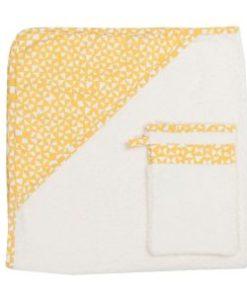 Kopalna brisača in krpica za umivanje- diablo