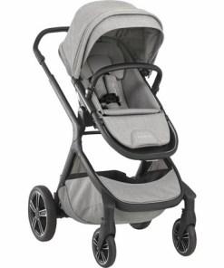 Nuna® Demi Grow otroški voziček - Frost