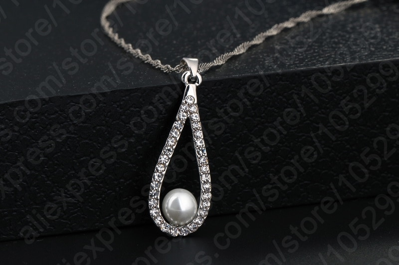 JEXXI-925-Sterling-Silver-Shiny-CZ-Crystal-Water-Drop-Pearl-Necklaces-For-Woman-Fine-Jewelry-Wedding (2)