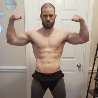 Kyle Milligan abs picture