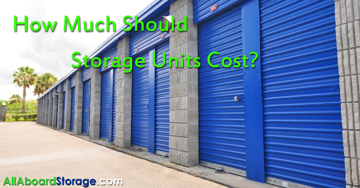 Self Storage Tips Archives  All Aboard Storage