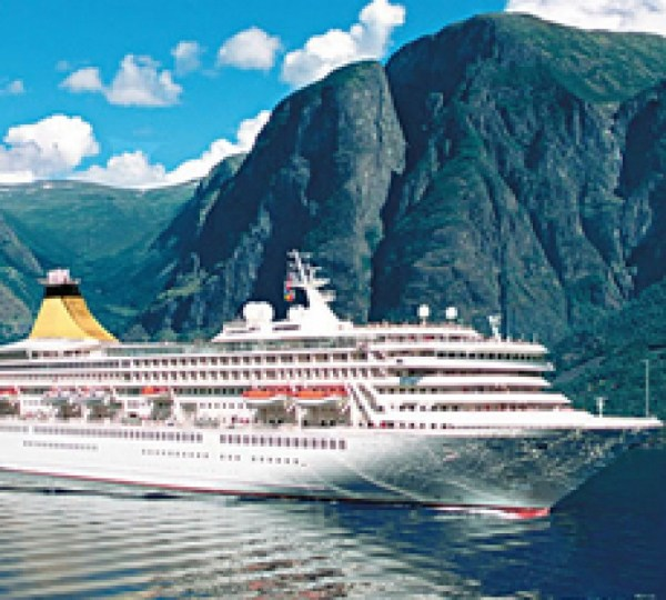All Aboard Cruise Ship - Year of Clean Water