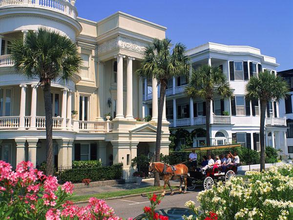 10 ομορφότερες πόλεις του κόσμου Τσάρλεστον ΗΠΑ Charleston usa