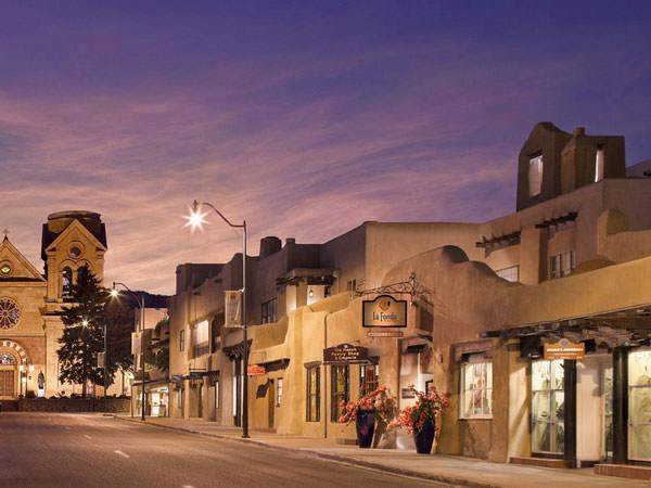 10 ομορφότερες πόλεις του κόσμου Σάντα Φε Νέο Μεξικό