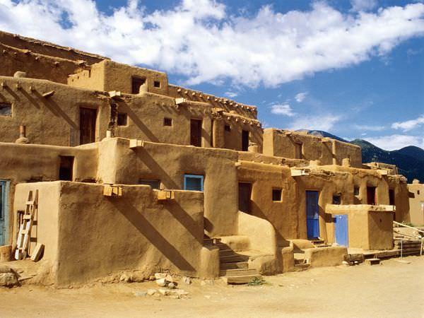 βουητό του Taos taos hum new mexico