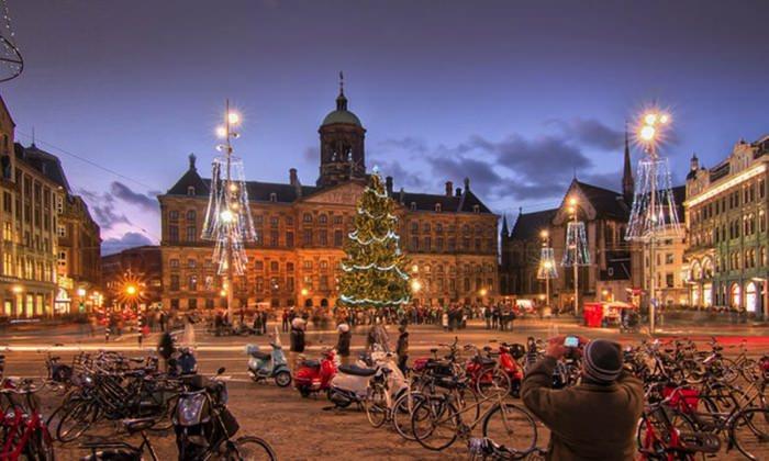Χειμερινοί Προορισμοί στην Ευρώπη Άμστερνταμ, Ολλανδία